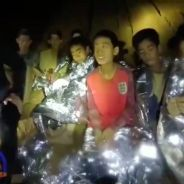 Enfants coincées dans une grotte en Thaïlande : un film déjà en préparation