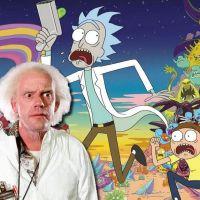Rick & Morty saison 4 : Christopher Lloyd (Retour vers le futur) bientôt dans la série ?