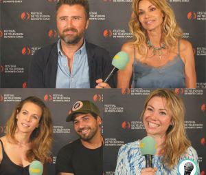 Demain nous appartient : les acteurs de la série en interview pour PRBK