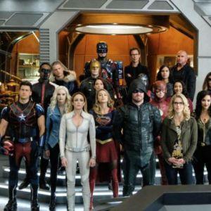 Legends of Tomorrow absente du nouveau crossover avec Arrow, Flash et Supergirl
