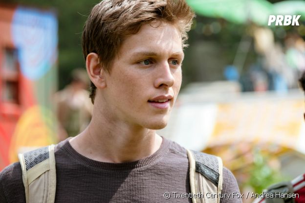 Harris Dickinson dans Darkest Minds : Rébellion