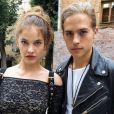 Dylan Sprouse en couple avec le mannequin Barbara Palvin ?
