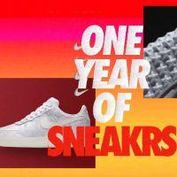 Pour fêter les 1 an de son App SNEAKRS, Nike laisse espérer un restock incroyable de pépites