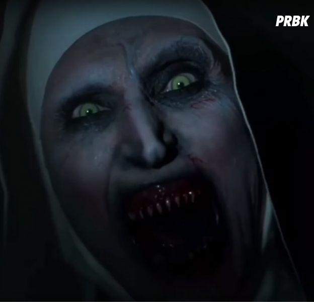 La Nonne censurée par YouTube