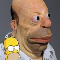 Les Simpson : et si Homer était humain ? Le résultat est terrifiant