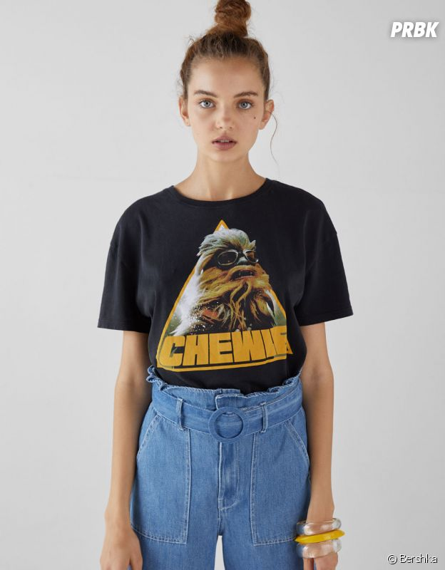 Bershka : Star Wars, Britney Spears, Disney... Nos 10 sweats et tee-shirts coups de coeur !