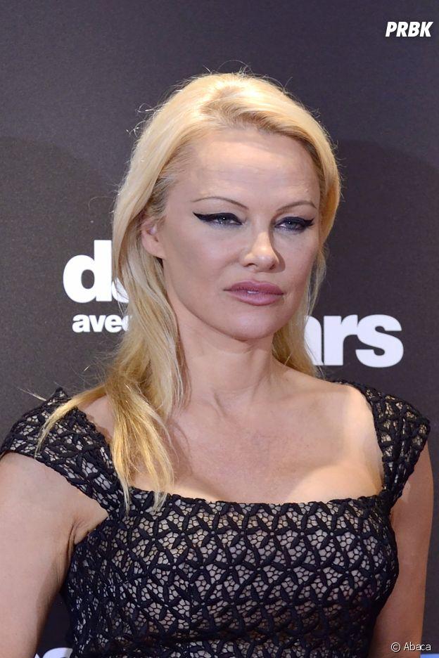 Pamela Anderson au casting de Danse avec les stars 9.