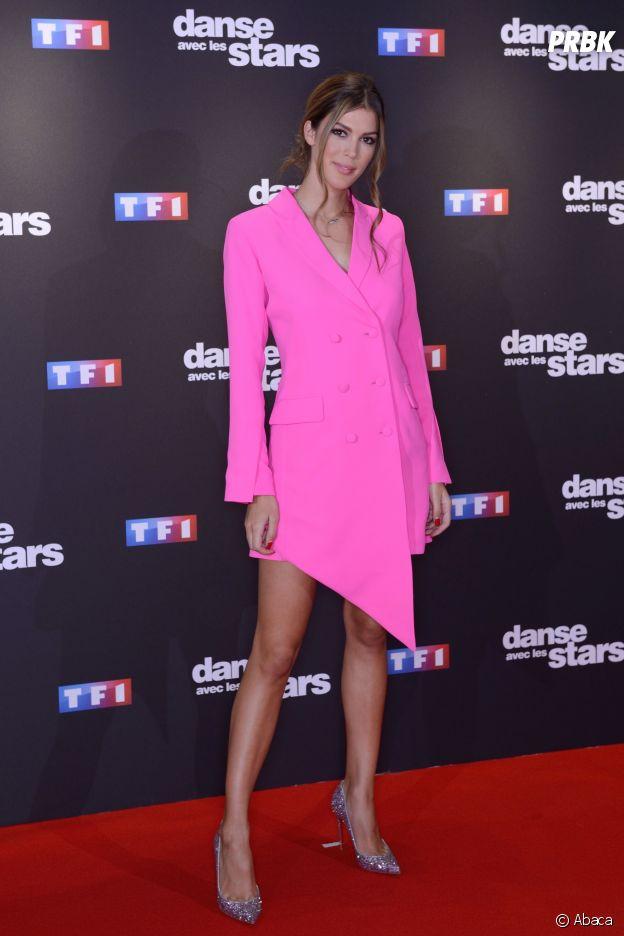 Iris Mittenaere au casting de Danse avec les stars 9.