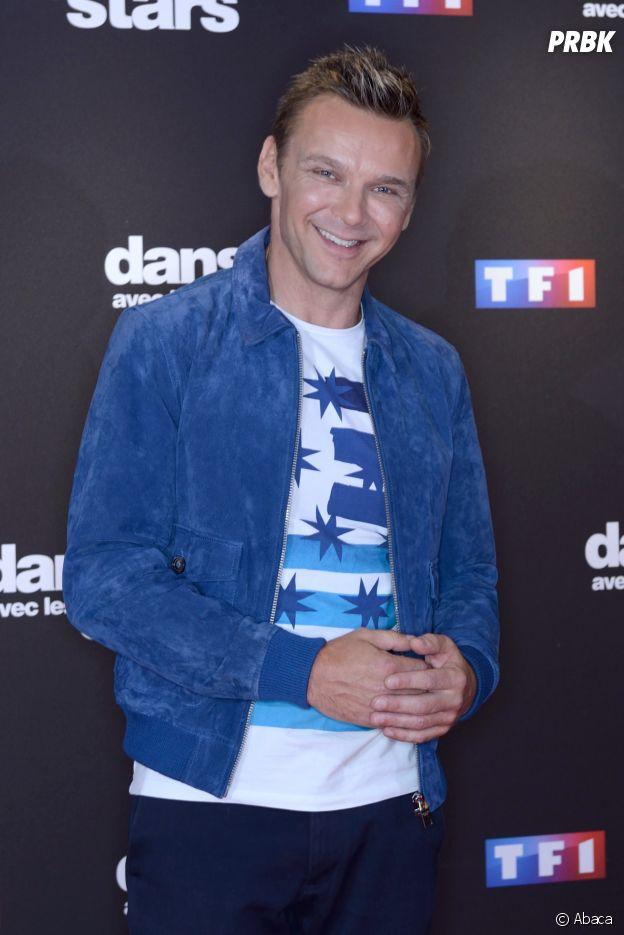 Jeanfi Janssens au casting de Danse avec les stars 9.