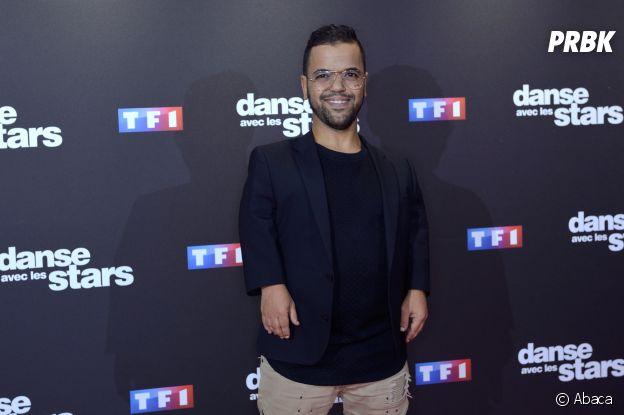 Anouar Toubali au casting de Danse avec les stars 9.