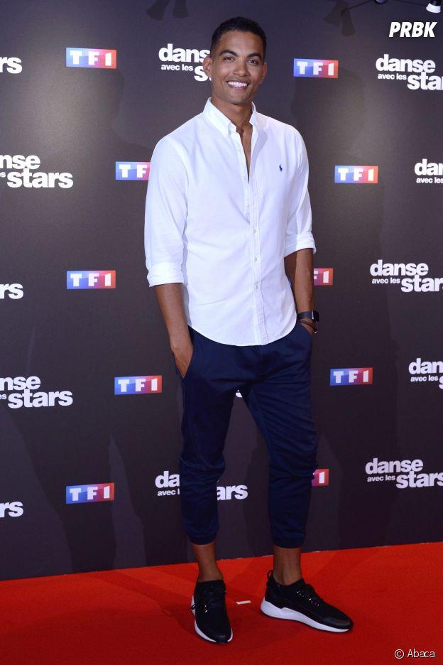 Terence Telle au casting de Danse avec les stars 9.