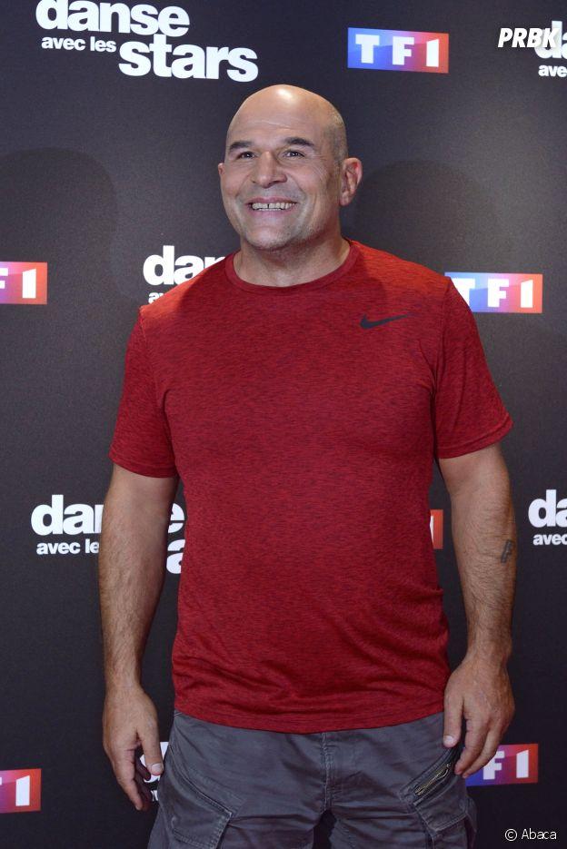 Vincent Moscato au casting de Danse avec les stars 9.