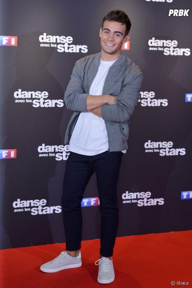 Clément Rémiens au casting de Danse avec les stars 9.