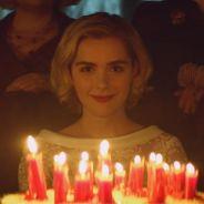 Les nouvelles aventures de Sabrina : l'apprentie sorcière se dévoile dans un teaser glaçant