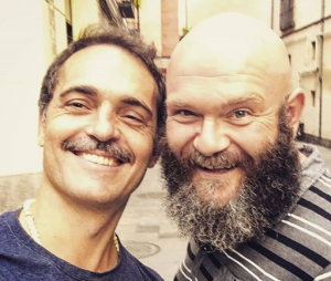 La Casa de Papel : Darko Peric (Helsinki) et Pedro Alonso (Berlin) réunis !