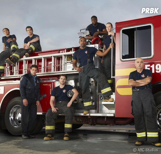 Station 19 saison 2 : de nombreux crossovers avec Grey's Anatomy à venir