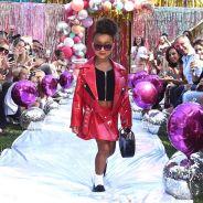 Kim Kardashian : sa fille North West, 5 ans, défile pour la première fois
