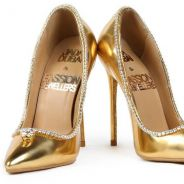 Avec ces chaussures à 17 millions de dollars, joue-la comme Cendrillon (version bling-bling)