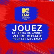 Concours MTV EMA : gagne tes places pour le plus grand show musical en Europe 🎤