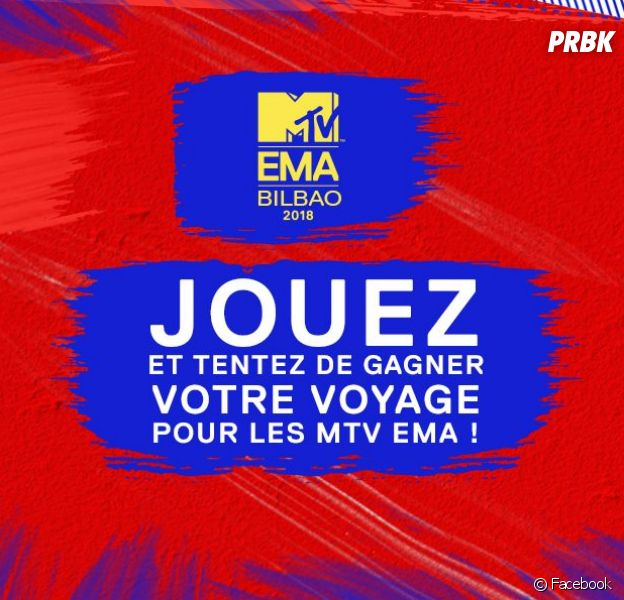 Concours MTV EMA : gagne tes places pour le plus grand show musical en Europe