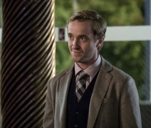 Tom Felton dans The Flash