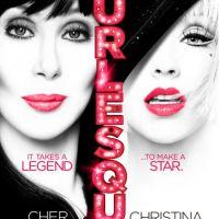 Découvrez l'affiche du film Burlesque