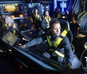 The 100 saison 6 : les personnages toujours dans le vaisseau