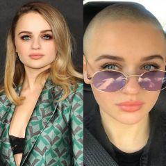 Joey King (The Kissing Booth) métamorphosée : l'actrice chauve, elle s'est rasée les cheveux 💇🏼
