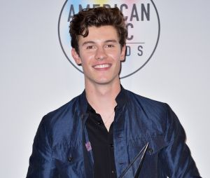 Shawn Mendes gagnant aux American Music Awards 2018
