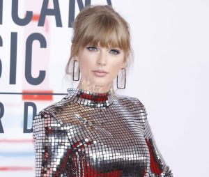 Taylor Swift remporte 4 trophées auxAmerican Music Awards 2018