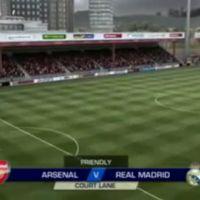 FIFA 11 ... un nouveau trailer de ... 12 minutes