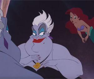 La Petite Sirène : Pauvres âmes en perdition chantée par Ursula
