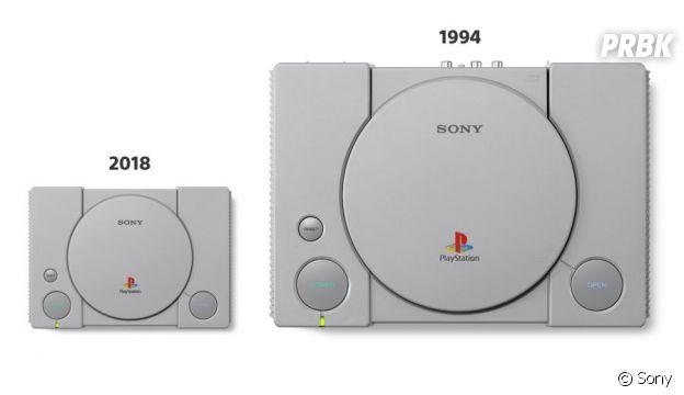 La PlayStation Classic de retour : Sony dévoile les 20 jeux inclus dans la console.