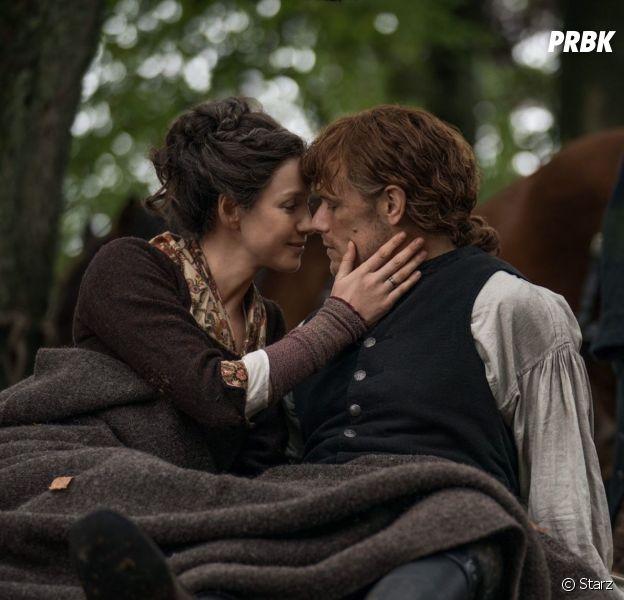 Outlander saison 4 : des scènes de sexe pas vraiment glamour pour les acteurs