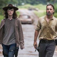 The Walking Dead saison 9 : pourquoi Carl et Lori n'étaient pas présents pour les adieux de Rick ?