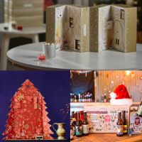 Fromages, bières, maquillage... Les calendriers de l'Avent les plus originaux pour Noël