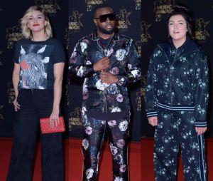 Louane, Maître Gims, Hoshi... Le pyjama, roi du red carpet des NRJ Music Awards 2018