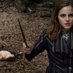 Harry Potter 7 ... Emma Watson promet du soft pour son bisou