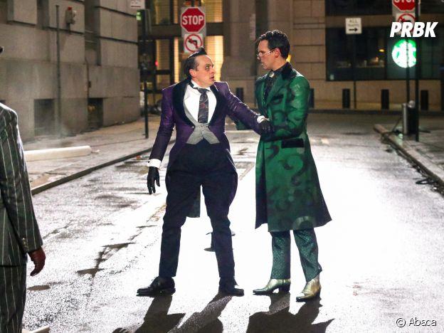 Gotham saison 5 : Oswald et Ed ont (ENFIN) leurs costumes
