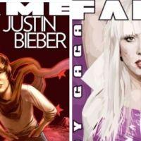 Justin Bieber et Lady Gaga furieux contre une bio non-autorisée