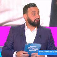 """Burger Quiz : TF1 pas """"courageux"""" ? Cyril Hanouna se moque des remplaçants d'Alain Chabat"""