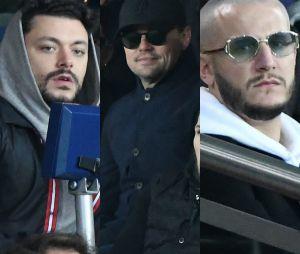 Kev Adams, Leonardo DiCaprio, DJ Snake... Pluie de stars dans les tribunes PSG-Liverpool