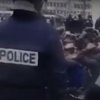 Plus de 150 lycéens arrêtés à Mantes-la-Jolie : la vidéo qui choque les twittos, des jeunes relâchés