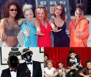 Les Spice Girls, Daft Punk, One Direction... Les noms d'artistes qui font rire une fois traduits.