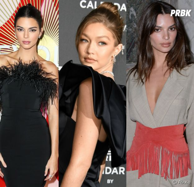 Kendall Jenner, Gigi Hadid, Emily Ratajkowski... qui est la mannequin la plus suivie de 2018 ?