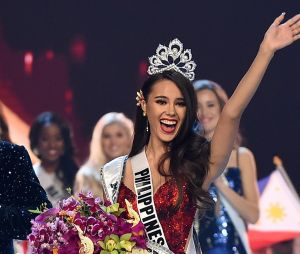Miss Univers 2018 : Miss Philippines couronnée, ses pivotements sont devenus viraux