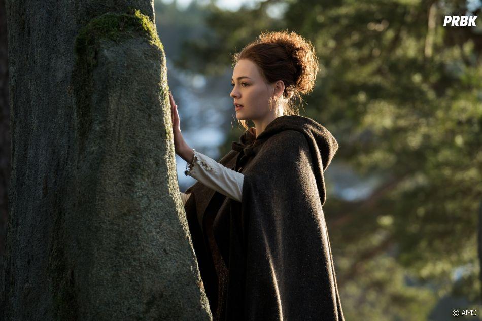 Outlander saison 4 : Sophie Skelton évoque la scène du viol de Brianna