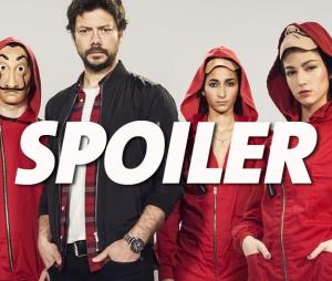 La Casa de Papel saison 3 : des images du tournage dévoilées avec un retour très attendu