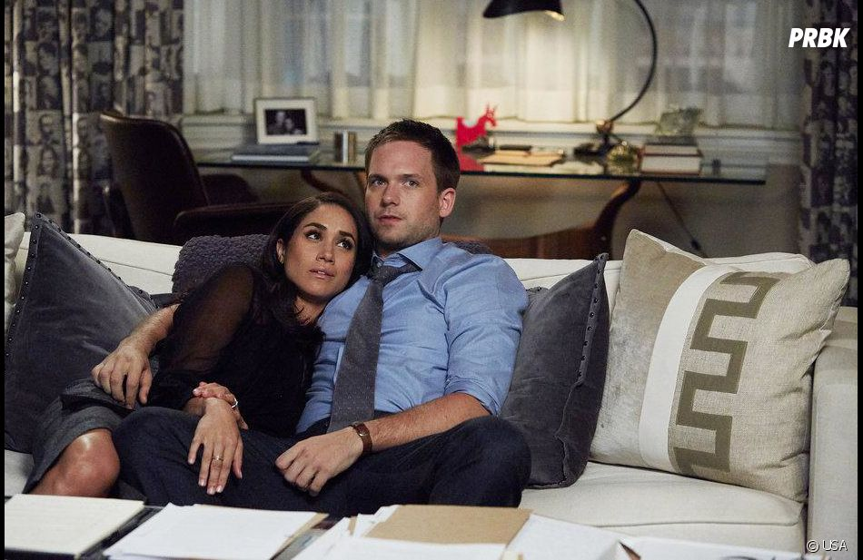 Meghan Markle et Patrick J. Adams vont-ils revenir dans Suits ?