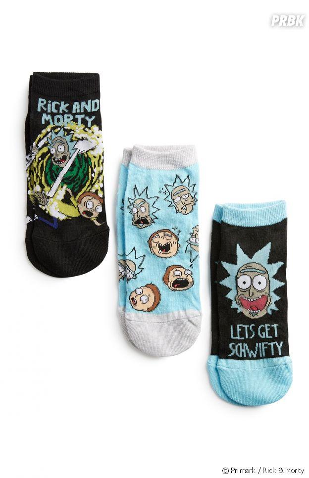 Rick & Morty : avant la saison 4, Rick & Morty débarque chez Primark